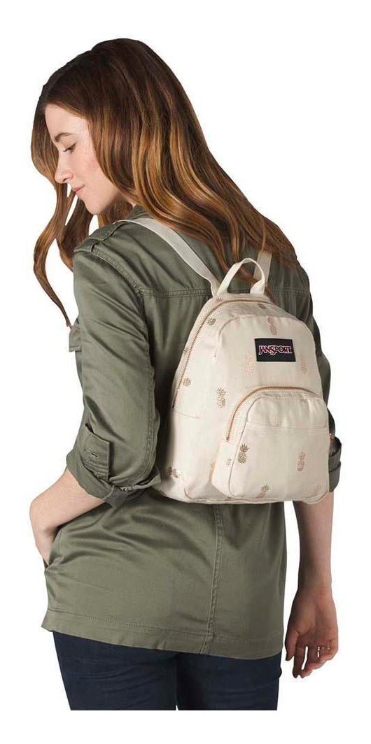 Isabella Pineapple Jansport Half Pint Fx Mini Backpack