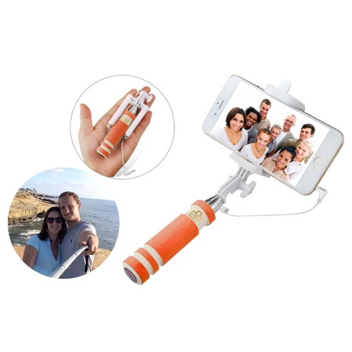 mini monopod selfie stick