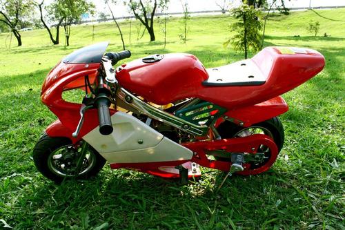 mini moto 49 cilindradas r3