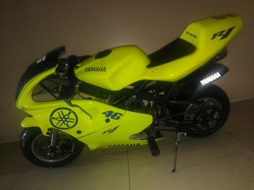 mini moto a gasolina 50cc