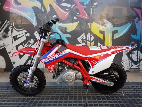 mini moto beta 50 rr kinder 0km 2018 al 10/11