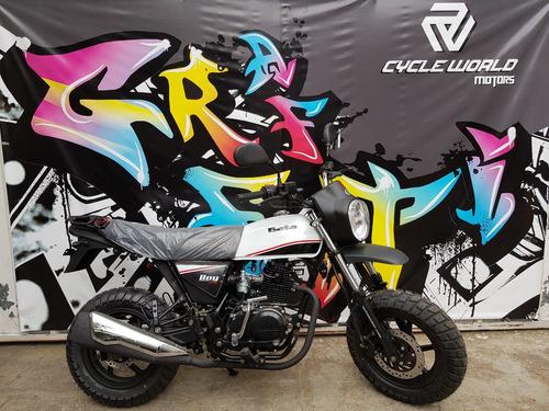 mini moto beta boy 100 doch 0km 2018 stock ya  hasta 10/11