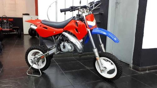 mini moto beta pró racing mx10 cross competição mostruário