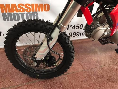 mini moto beta rr 125 std 0 km okm 2017 cross