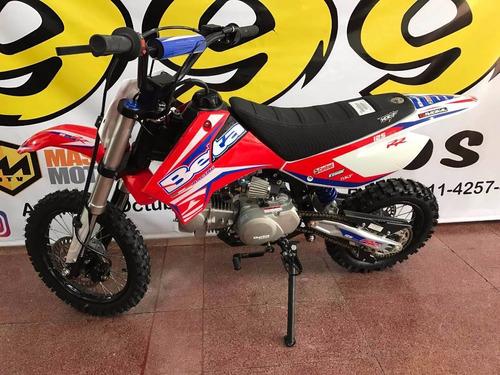 mini moto beta rr 125 std 0km 2017 motos cross
