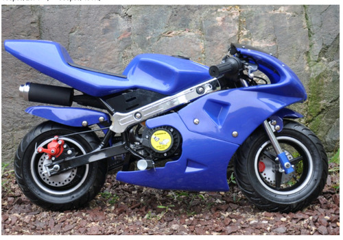 mini moto carrera 49cc 2t