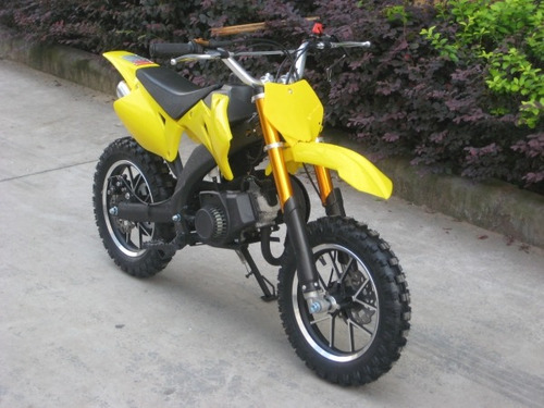 mini moto cross 49cc - modelo 2018