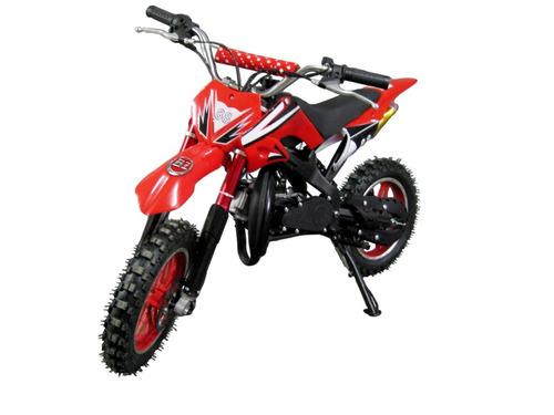 mini moto cross bz arena 49cc barzi motors