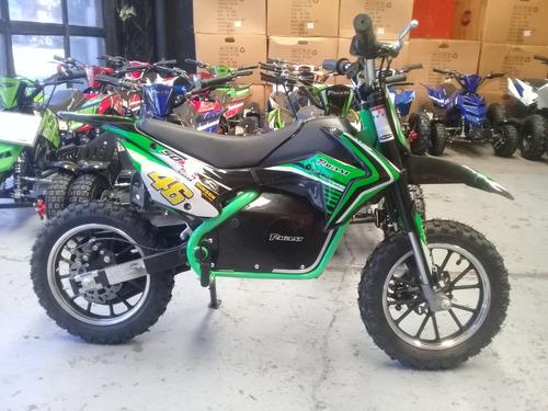 mini moto cross electrica pagani