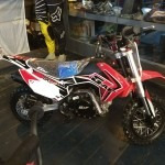 mini moto cross gaf 50cc /0km