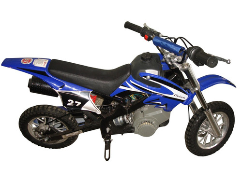 mini moto cross infantil bz vento 49cc