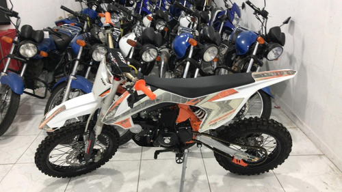 mini moto cross mxf 125cc