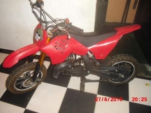 mini moto de gasolina 50 cc