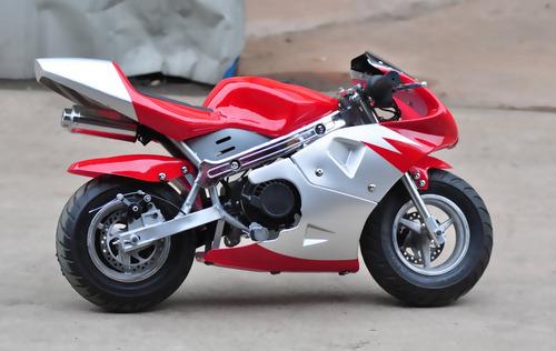 mini moto deportiva 50cc nuevas