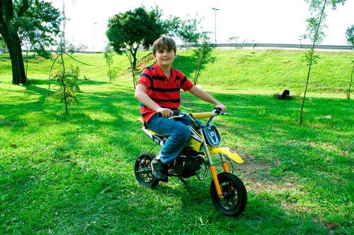 mini moto e quadriciclos a partir de