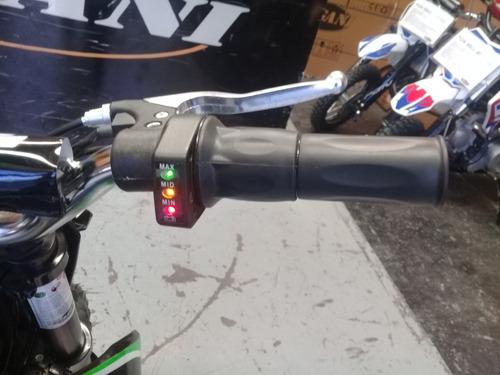 mini moto electrica marca pagani cross