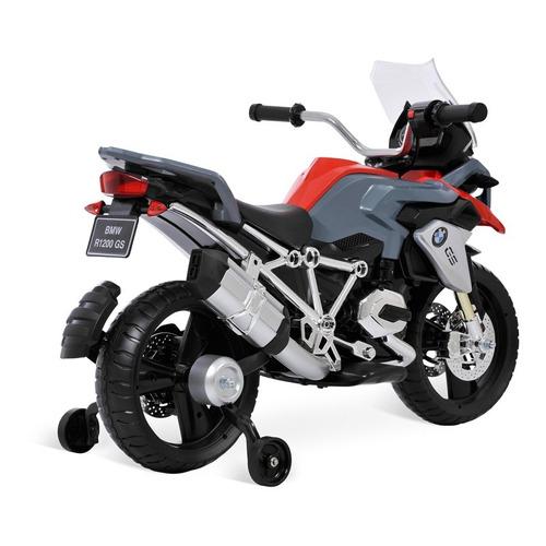 mini moto elétrica infantil bmw gs 12v ultimas peças