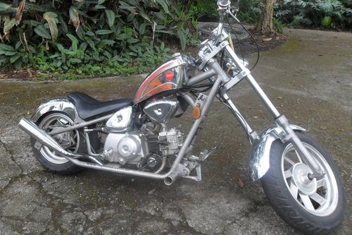 mini moto fapinha chopper 1983