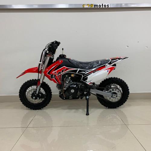 mini moto gaf gx 50 4t minicross minimoto arranque electrico
