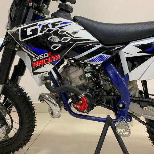 mini moto gaf gx 50 r 2t minicross motocross chicos nenes