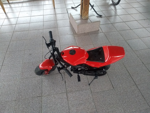 mini moto gp/ninja - super nova - 49cc - 2t