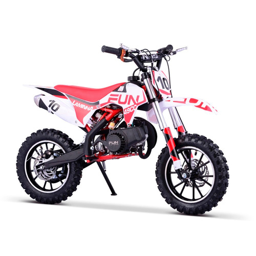 mini moto infantil laminha 49cc quadri e cia off road