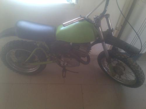 mini moto italjet c.c75
