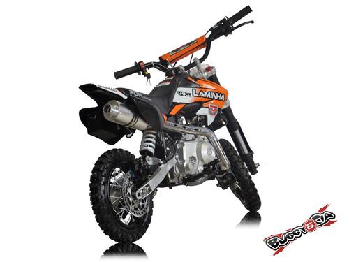 mini moto laminha cross 49cc buggyecia