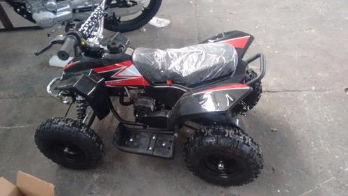mini moto, mini cuatrimoto, mini atv 2 tiempos 50cc