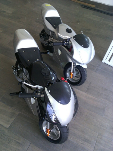 mini moto, mini pocket 2 tiempos 50cc