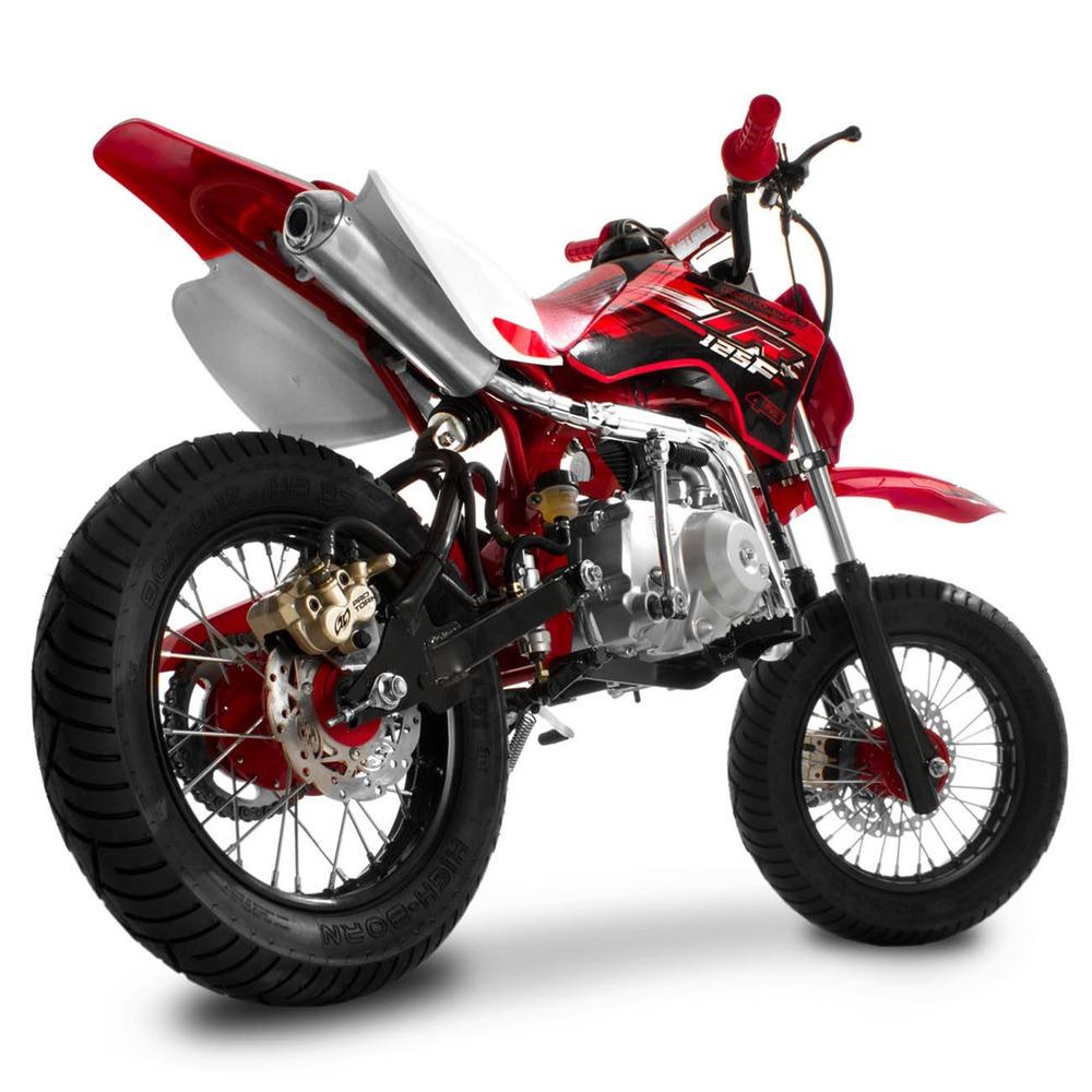 mini moto pro tork tr 125f supermotard 125 aro 12 12. Black Bedroom Furniture Sets. Home Design Ideas
