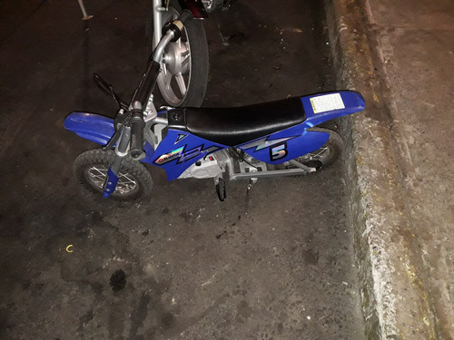 mini moto rasor mx350 electrica