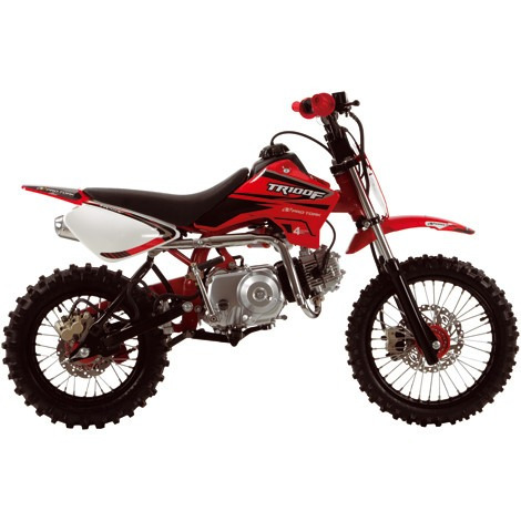 mini moto tr 100f 100cc vermelha pro tork r em mercado livre. Black Bedroom Furniture Sets. Home Design Ideas