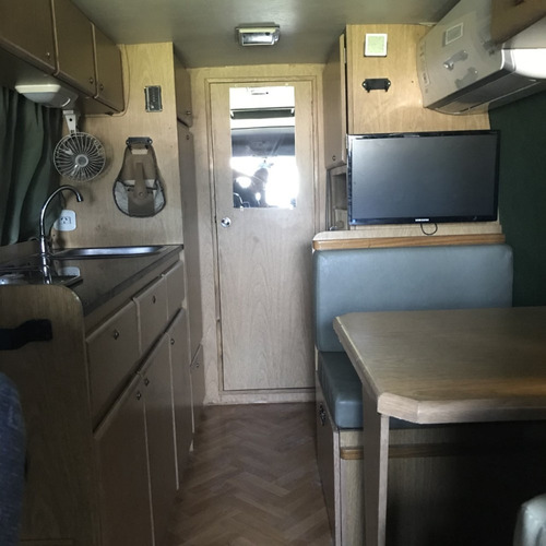 mini motorhome sprinter 313