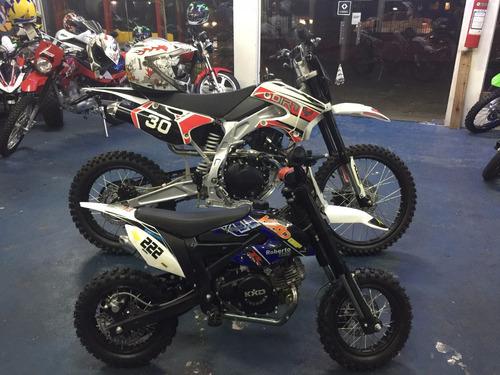 mini motos y cuatris 50cc para niños. diversion asegurada!!!