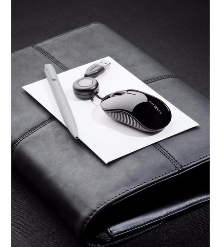 mini mouse optico retractil targus amu75