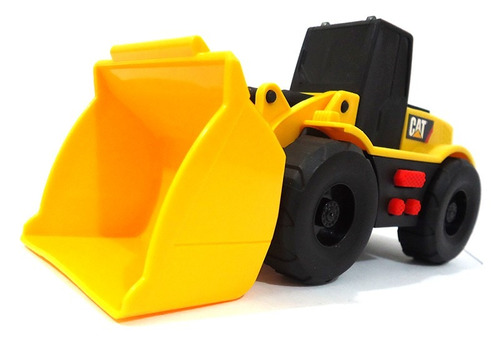 mini mover caterpillar wheel loader brinquedo dtc 2640