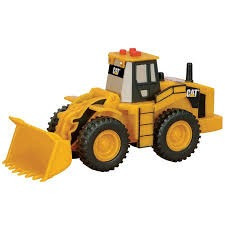 mini mover wheel loader - cat - tuni b 34611