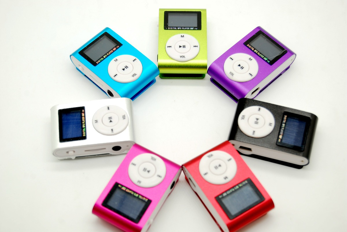 mini mp3 player shuffle clip fm cabo usb fone completo r. Black Bedroom Furniture Sets. Home Design Ideas