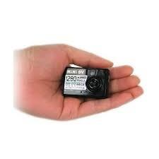 mini nano camara dvr hd 5mp espia foto video moto carro