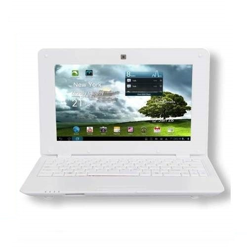 mini netbook android pc 10 pulgadas wifi 3g hdmi liviana