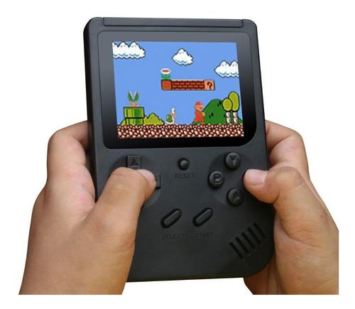 mini nintendo portatil de 400 juegos retros clasicos