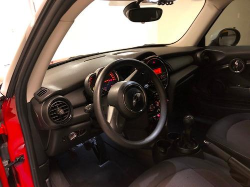 mini one - 1.2 turbo - 2.280 km - mecânico - único dono