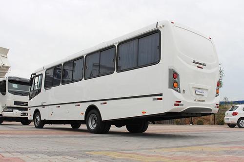 mini onibus mascarello granmini 2015 - ar dutado