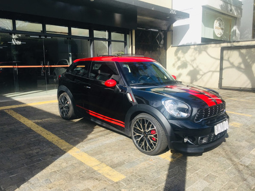 mini paceman 1.6 jcw all4 aut. 3p 2014/2015 preto blind nv3a