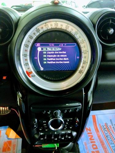 mini paceman 1.6 s aut. 3p 2014