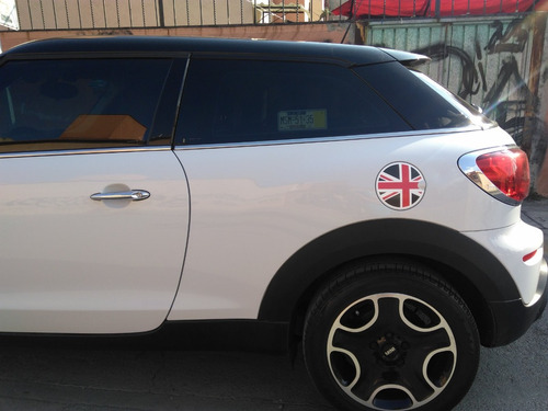 mini paceman 1.6 s hot chilli all 6 vel. mt