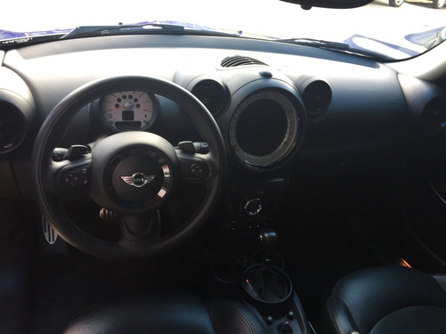 mini paceman 1.6 s top 16v 184cv turbo gasolina 2p