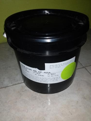 mini-paila de grasa azul venoco 3.5 kg