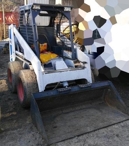 mini pala bobcat 743 modelo 1998